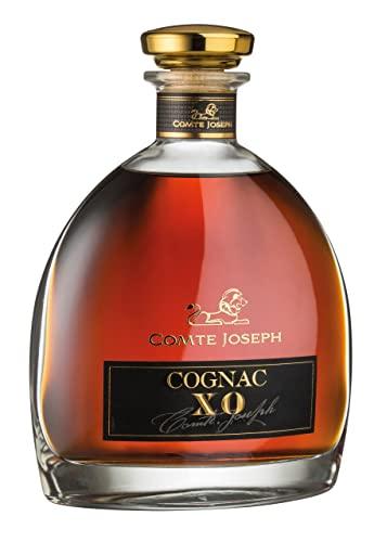 Comte Joseph - Cognac XO in Geschenkverpackung - 40% Vol - Herkunft : Frankreich (1 x 0.7 l)