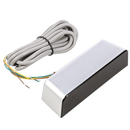 UHPPOTE AC/DC 12V-24V 24.125GHz Mikrowellen Disposer Bewegungsmelder Sensor für Auto Tür