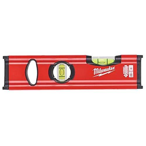 Milwaukee Wasserwaage Slim 20cm nicht magnetisch