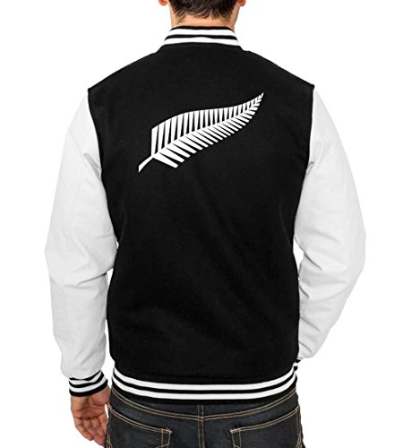 Certified Freak New Zealand College Vest Black XL