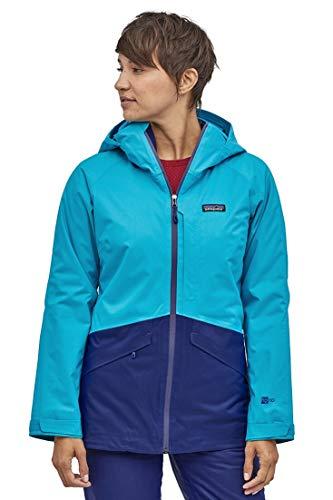Patagonia - Giacca da neve isolata, da donna Blu/Dk.blue S