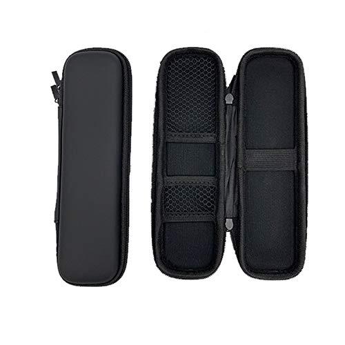 2021 Black EVA Hard Shell Stylus Pen Funda de lápiz Bolsa de lápiz Bolsa de carga Bolsa de almacenamiento de bolsas para pluma bolígrafo (Color : Black)