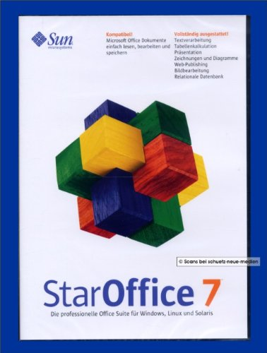 Star Office 7 [import allemand]