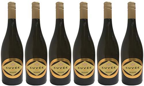 Cuvée 56 (6 x 0,75 L) - Vino Bianco Frizzante - Italienischer Perlwein