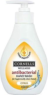 CORNELLS Antibacterial Hand Wash Citrus, 250 ml