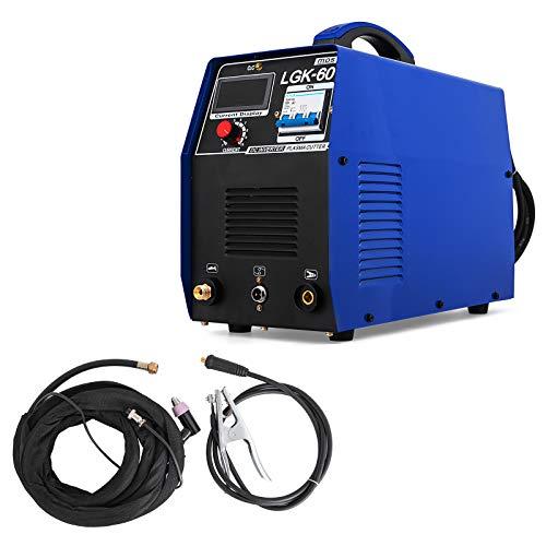 Mophorn 60AMP Plasmaschneider-Schweißgerät 380V Plasmaschneider-Schweißgerät (60AMP)