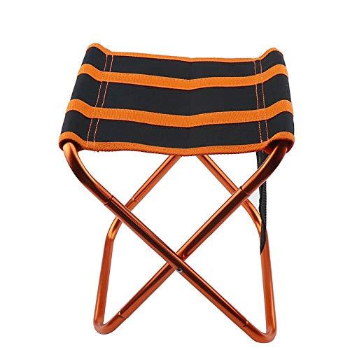 FGGTMO Highlander Chaise Pliante Camping, chaises Ultraléger Compact Pliant baladants, idéal for l'extérieur, Camp, Plage, Pique-Nique, randonnée pédestre, pêche ou Festivals (Color : A)