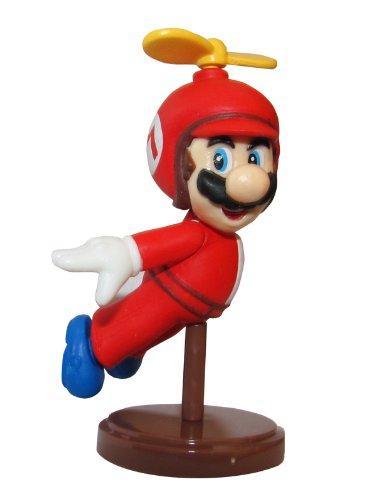 New Super Mario Bros.Wii 2 Furuta - Figura decorativa (figura secreta de casco de hélice)