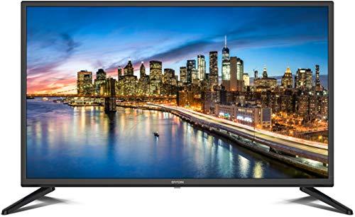 DYON Live 32 Pro 80 cm (32 Zoll) Fernseher (HD, Triple Tuner (DVB-C/-S2/-T2), Hotelmodus, USB-Media Player)