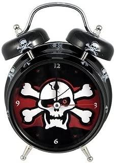 Pirate Skull and Crossbones Alarm Clock