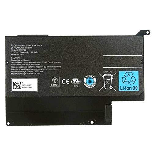 |_Recom'mend_| 3.7V 18.5Wh Laptop SGPBP02 Battery Compatible with Soxx Tablet S1 S2 SGPBP02 SGPT111CN SGPT112CN SGPT111 SGPT112 SGPT113