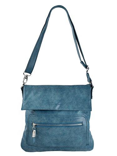 Bag Street, Borsa a spalla donna Blu blu