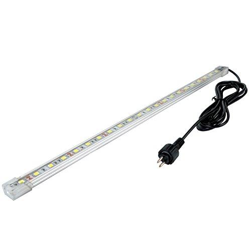 Köhko LED-Beleuchtung Leiste 30 cm wasserdicht für Wasserfall Alberta (15-150 cm)