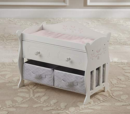 You Me Baby So Sweet Wooden Changing Table product image