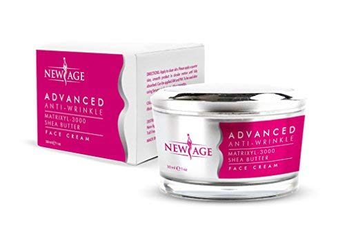 Advanced Anti-Wrinkle Cream Anti Aging Retinol Moisturizer. Best Vitamin C Retinol Facial Moisturizer, Best Anti Wrinkle Cream, Fades Age Spots and Sun Damage. - NewAge