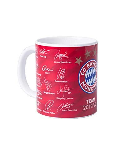 FC Bayern München Tasse Signature 2019/20