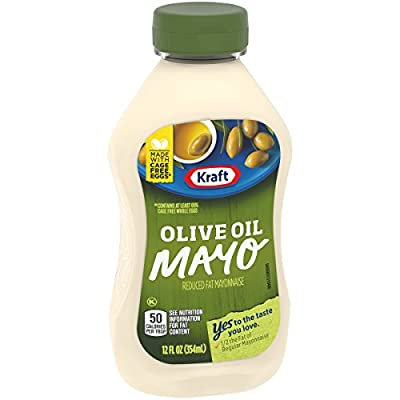 Kraft Mayo with Olive Oil Reduced Fat Mayonnaise