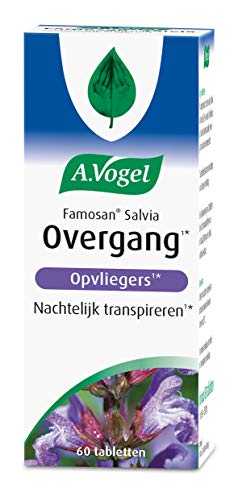 A Vogel Famosan Salvia Voedingssupplement, 1 Units