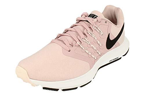 Nike Run Swift Sneaker (Plum Chalk/Black Pale Pink, 7.5)