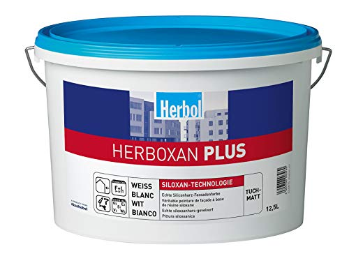 HERBOL HERBOXAN PLUS TUCHMATT - 5 LTR (WEISS)
