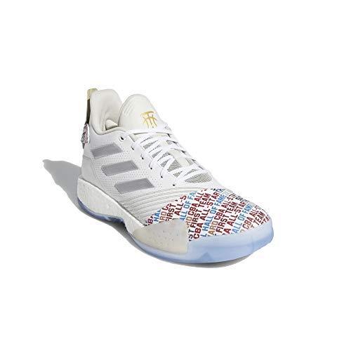 adidas Hombre Tmac Millennium Zapatos de Baloncesto Gris, 48