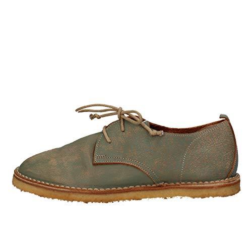 MOMA Elegante Schuhe Damen Leder grün 37 EU