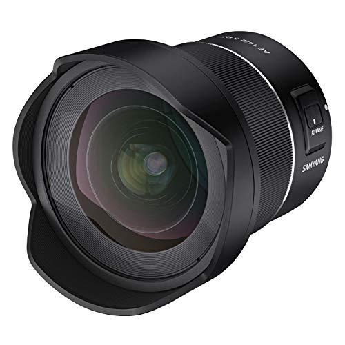 Samyang AF 14mm F2.8 RF – Autofokus Ultraweitwinkel Objektiv mit 14 mm Festbrennweite und RF Mount für spiegellose Canon EOS R, EOS RP und Ra Vollformat Kameras 22936 schwarz