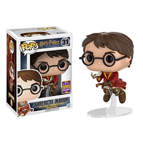 MXD Harry Potter POP Figure Quidditch Figures Goblet Doll Ornaments Collectible Action Figures 3.9inch image