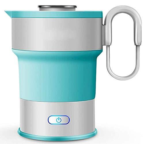 YYUYU 1.L Hervidor eléctrico de Cristal con la Temperatura de Control Electrodomésticos de Cocina función de Mantener Caliente eléctrica de ebullición del pote del té