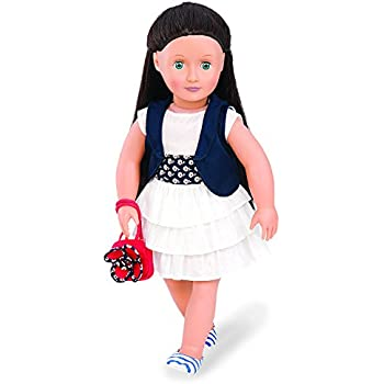 """Our Generation 18/"""" Doll Clothes Deluxe Outfit /""""In the mood for mod/"""""""