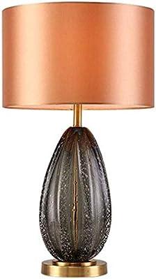 Lámparas de Escritorio Lámparas de Mesa y Mesilla Verde oscuro ...