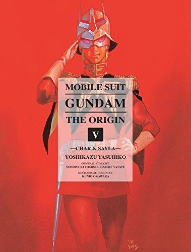Mobile Suit Gundam: THE ORIGIN, Volume 5: Char & Sayla.