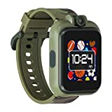 iTouch PlayZoom Kids' Digital Smartwatch with Camera, Clock, and Interactive Active and Educational Games, Learning Toys for Boys and Girls