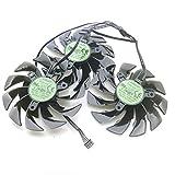 1 set T129215BU 12V 0.50AMP 95mm GPU Fan For Gigabyte RTX 2060 GTX 1060 1070 1080 1080ti AORUS Super Graphics Card Cooling Fan 4Pin