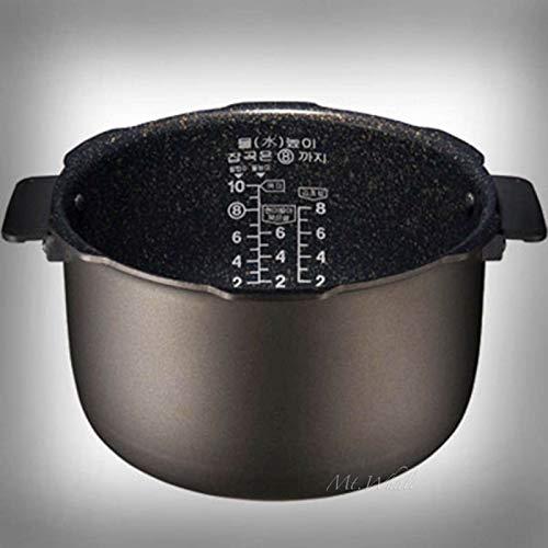 Cuckoo Ersatztopf Digitaler Reiskocher, CRP-M1059F (1,8L für bis zu 10 Personen)