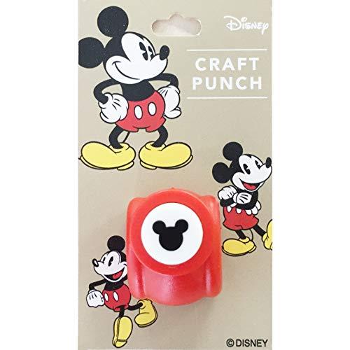 花岡 Paper Intelligence Disney(ディズニー) クラフトパンチ ミッキーS 4109630