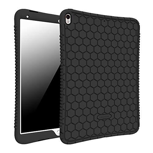 Fintie Silikon Hülle Kompatibel mit iPad Air 3 10.5