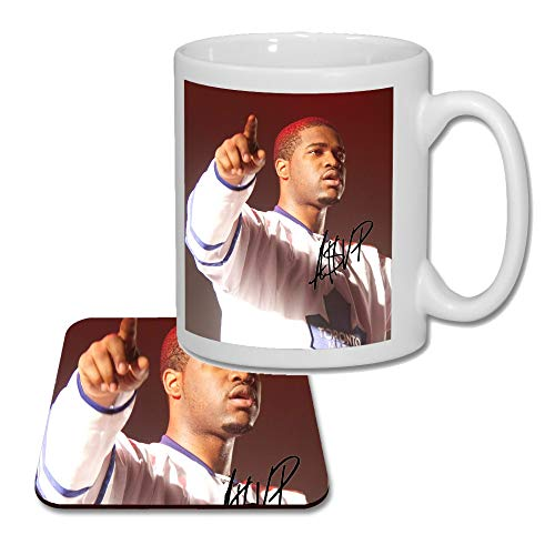 ASAP Rocky (V1) Matching Mug and Coaster Gift Set ideal Valentines, Birthday Present 2019