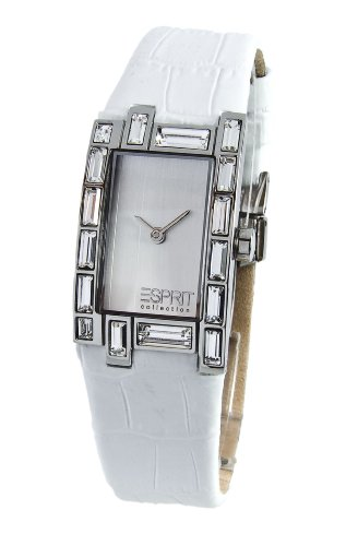 Esprit Damen-Armbanduhr XS Analog Leder EL900262009