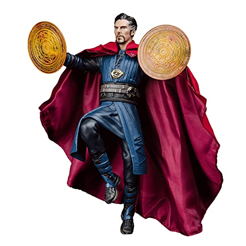 Avengers Doctor Weird Toy 1: 6 Reducción de la Estatua Modelo Adecuada para Personas Mayores de Diez años
