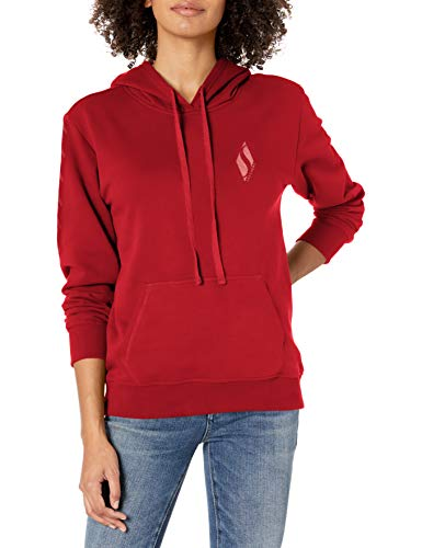 Skechers Women's Diamond Logo Pullover Hoodie Sweatshirt