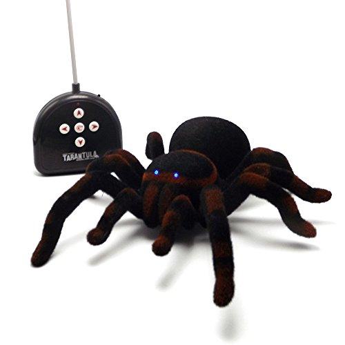 Tipmant RC Spinne Spielzeug Riesige Fernbedienung Spinnen Fahrzeug Auto Elektrisches Spielzeug Halloween Geschenke Groß