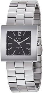 Rado Watch For Women Stainless steel -Analog-Quartz-Florence-Black Dial-R22551273