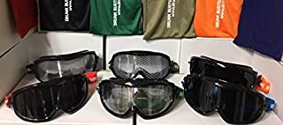 Drunk Busters 6 Pack of Goggles - 1 Impairment .08-.15 BAC, 1 Low Level .04-.06 BAC, 1 Low Level Night .06-.08 BAC, 1 Twilight Vision .15-.25 BAC, 1 Totally Wasted .26-.35 BAC & 1 Cannabis -The most realistic, affordable & popular goggles, used in over 120 countries! Backed by a 5 YEAR WARRANTY!