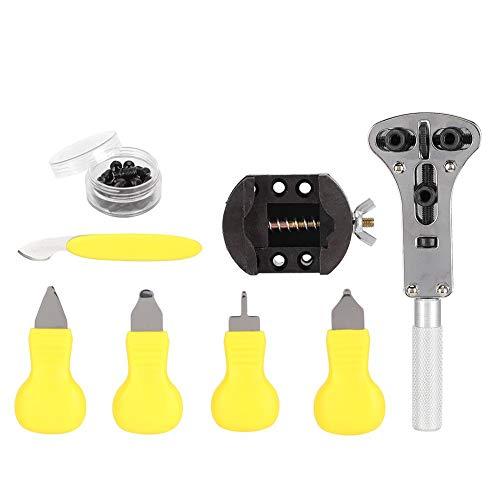 Kit de reparación de relojes profesional 8 piezas Herramientas de reparación de...