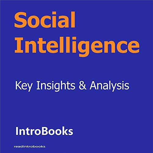 Social Intelligence cover art