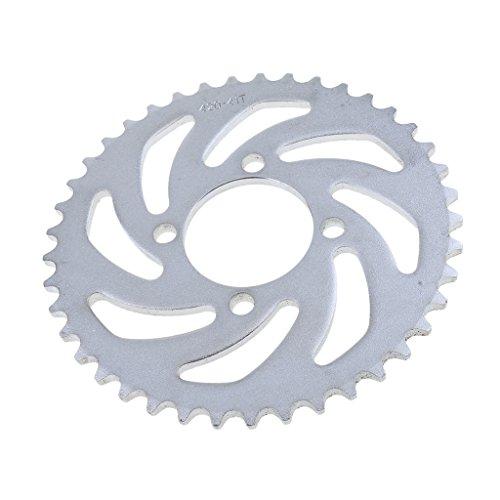 Sharplace 1 Stück 420 52mm 41T hinten Kettenblatt 420 Kette 41 Zähne Kettensätze Für 125ccm Quad Dirt Bike