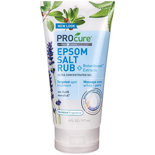 ProCure Epsom Salt Rub Gel with Alo…