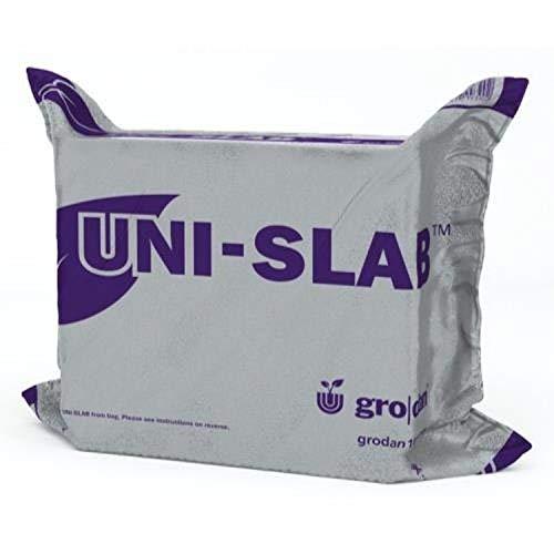 Grodan Uni-Slab 9.5 by 8 by 4 Inch, Case of 16