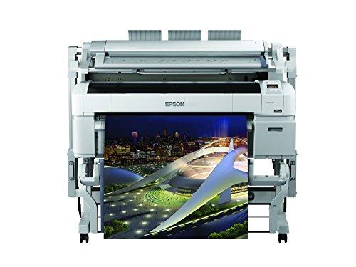 Epson SureColor SC-T5200-PS - Impresora de Gran Formato (2880 x 1440 dpi, Inyección de Tinta, Cian, Magenta, Negro Mate, Foto Negro, Amarillo, A0 (841 x 1189 mm), A0,A1,A2,A3,A3+,A4, B2,B3,B4)